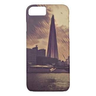 Capa iPhone 8/ 7 O estilhaço de Londres