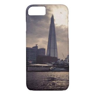 Capa iPhone 8/ 7 O estilhaço Londres/iPhone 7/8 de caso