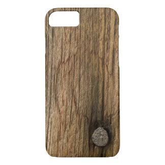 Capa iPhone 8/ 7 O falso resistiu à madeira do celeiro