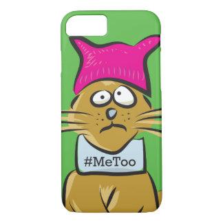 Capa iPhone 8/ 7 O gato do bichano resiste o caso do telemóvel