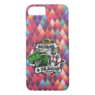 Capa iPhone 8/ 7 O George e o dragão Phonecase