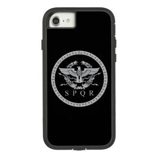 Capa iPhone 8/ 7 O iPhone do emblema do império romano 8/7 de caso
