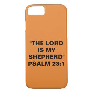 "Capa iPhone 8/ 7 ""O iPhone do senhor Ser Meu Pastor"" Apple 8/7 de"