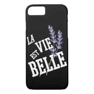 Capa iPhone 8/ 7 O La vie o Belle do est