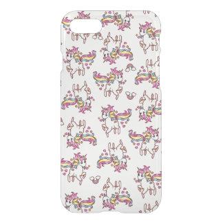 Capa iPhone 8/7 O Llamacorn majestoso