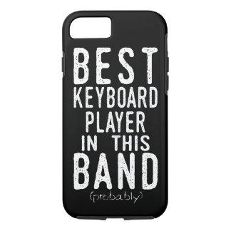 Capa iPhone 8/ 7 O melhor jogador de teclado (provavelmente)