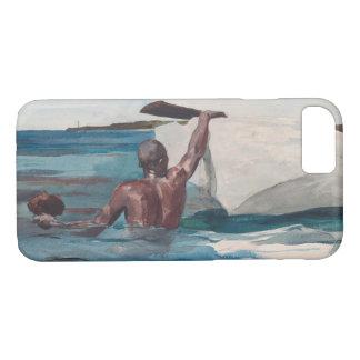 Capa iPhone 8/ 7 O mergulhador da esponja - local Winslow