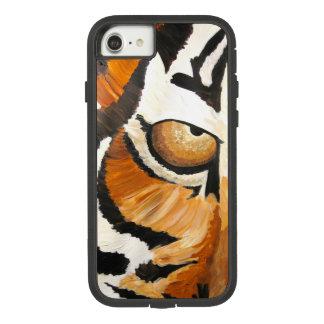 Capa iPhone 8/ 7 O olho do tigre (arte de Kimberly Turnbull)
