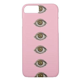 Capa iPhone 8/ 7 O olho vê-o caso do telemóvel