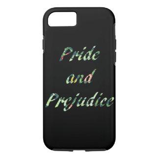 Capa iPhone 8/ 7 O orgulho e o preconceito de Jane Austen