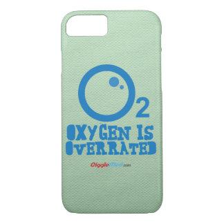 Capa iPhone 8/ 7 O oxigênio é avaliado em excesso