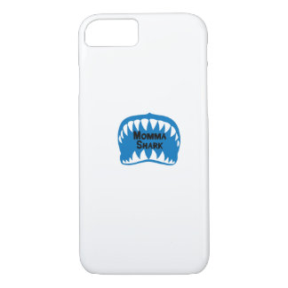 Capa iPhone 8/ 7 O presente do tubarão para a mamã sere de mãe a