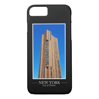 Capa iPhone 8/ 7 O quadro da fotografia da skyline de New York