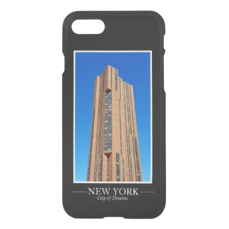 Capa iPhone 8/7 O quadro da fotografia da skyline de New York