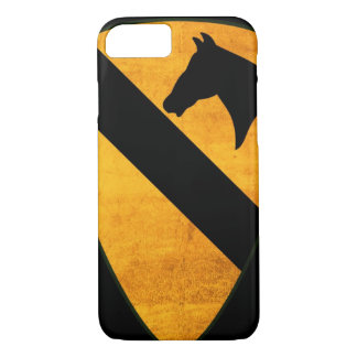 Capa iPhone 8/ 7 ø Remendo da divisão da cavalaria vestido