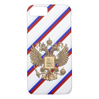 Capa iPhone 8/ 7 O russo listra a bandeira