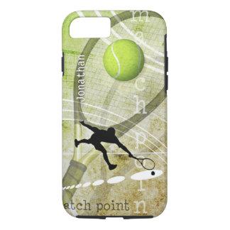 Capa iPhone 8/ 7 O tênis Match Point II dos homens