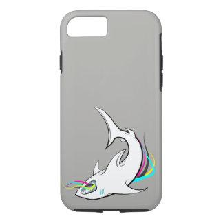 Capa iPhone 8/ 7 O tubarão v1 de Bocote