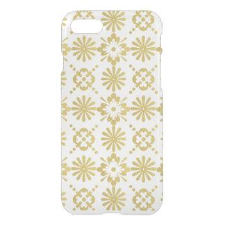 Capa iPhone 8/7 O Victorian do ouro inspirou o teste padrão