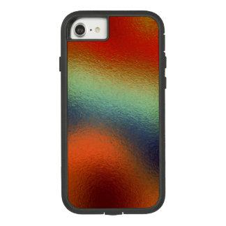 Capa iPhone 8/ 7 O vidro distorce (2 de 12) (o vermelho)
