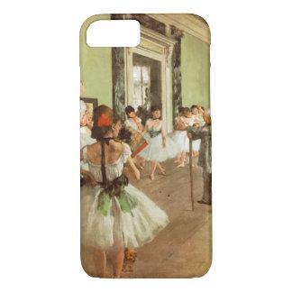 Capa iPhone 8/ 7 O vintage elegante desgaseifica a classe de dança,