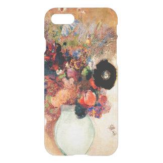 Capa iPhone 8/7 Odilon Redon - papoila preta