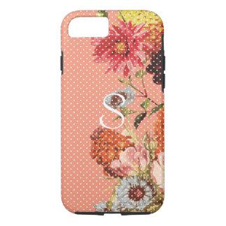 Capa iPhone 8/ 7 Oh dia feliz! - Rosa