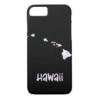 Capa iPhone 8/ 7 OLÁ! perolado Opalescent iridescente do estado de