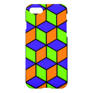 Capa iPhone 8/7 Olhar do cubo de R