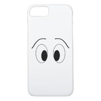 Capa iPhone 8/ 7 Olhos - cara