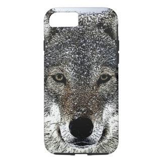 Capa iPhone 8/ 7 Olhos do lobo