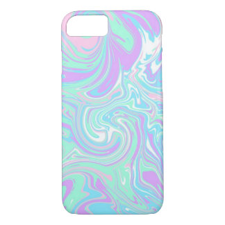 Capa iPhone 8/ 7 Ombre abstrato