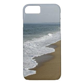 Capa iPhone 8/ 7 Ondas de oceano na praia