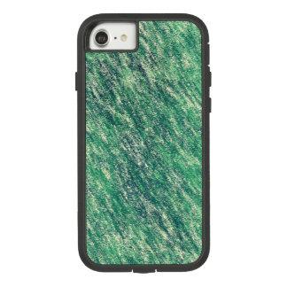 Capa iPhone 8/ 7 Ondas do verde