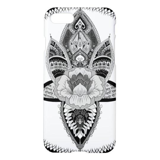 Capa iPhone 8/7 Ornamental flower case iPhone7/8
