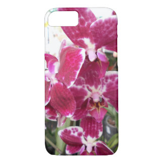 Capa iPhone 8/ 7 Orquídea roxa