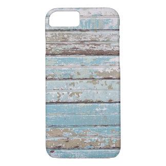 Capa iPhone 8/ 7 Os conselhos de madeira resistidos