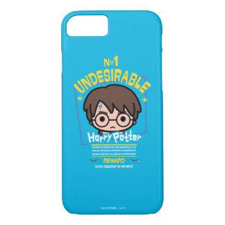 Capa iPhone 8/ 7 Os desenhos animados Harry Potter quiseram o