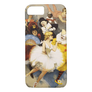 Capa iPhone 8/ 7 Os vaudevilles de Sandow Trocadero