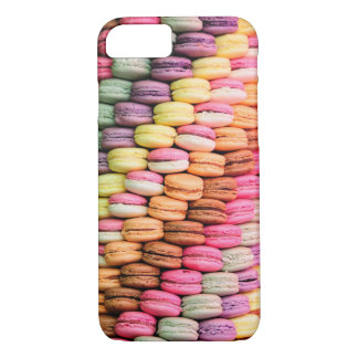 Capa iPhone 8/ 7 Padaria Macarons de Paris do francês
