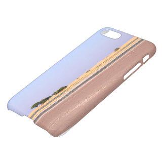Capa iPhone 8/7 Paisagem IPhone da bandeja de sal de Botswana 8/7