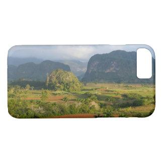 Capa iPhone 8/ 7 Paisagem panorâmico do vale, Cuba
