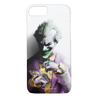 Capa iPhone 8/ 7 Palhaço da cidade | de Batman Arkham