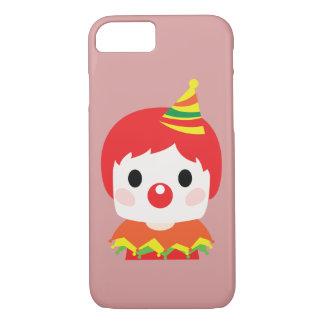 Capa iPhone 8/ 7 Palhaço de circo