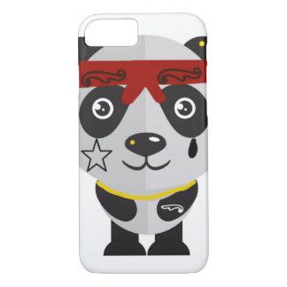 Capa iPhone 8/ 7 Panda do gângster