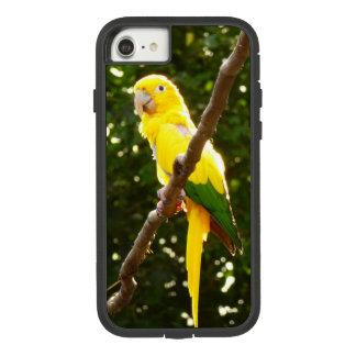 Capa iPhone 8/ 7 Papagaio amarelo