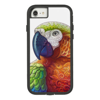 Capa iPhone 8/ 7 Papagaio do Macaw