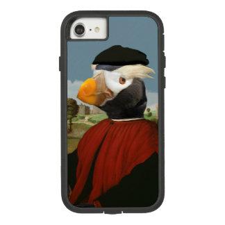 Capa iPhone 8/ 7 Papagaio-do-mar do renascimento - papagaio-do-mar
