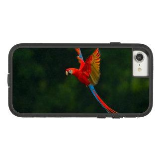 Capa iPhone 8/ 7 Papagaio em vôo