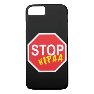 CAPA iPhone 8/ 7 PARADA DE HIPAA